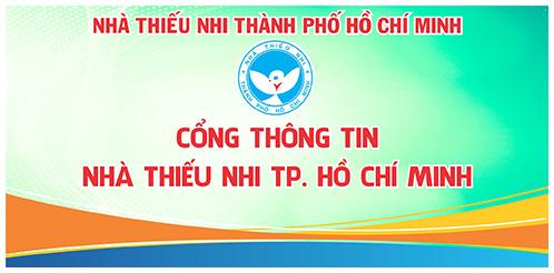 Cổng thông tin Nhà Thiếu nhi TP. Hồ Chí Minh